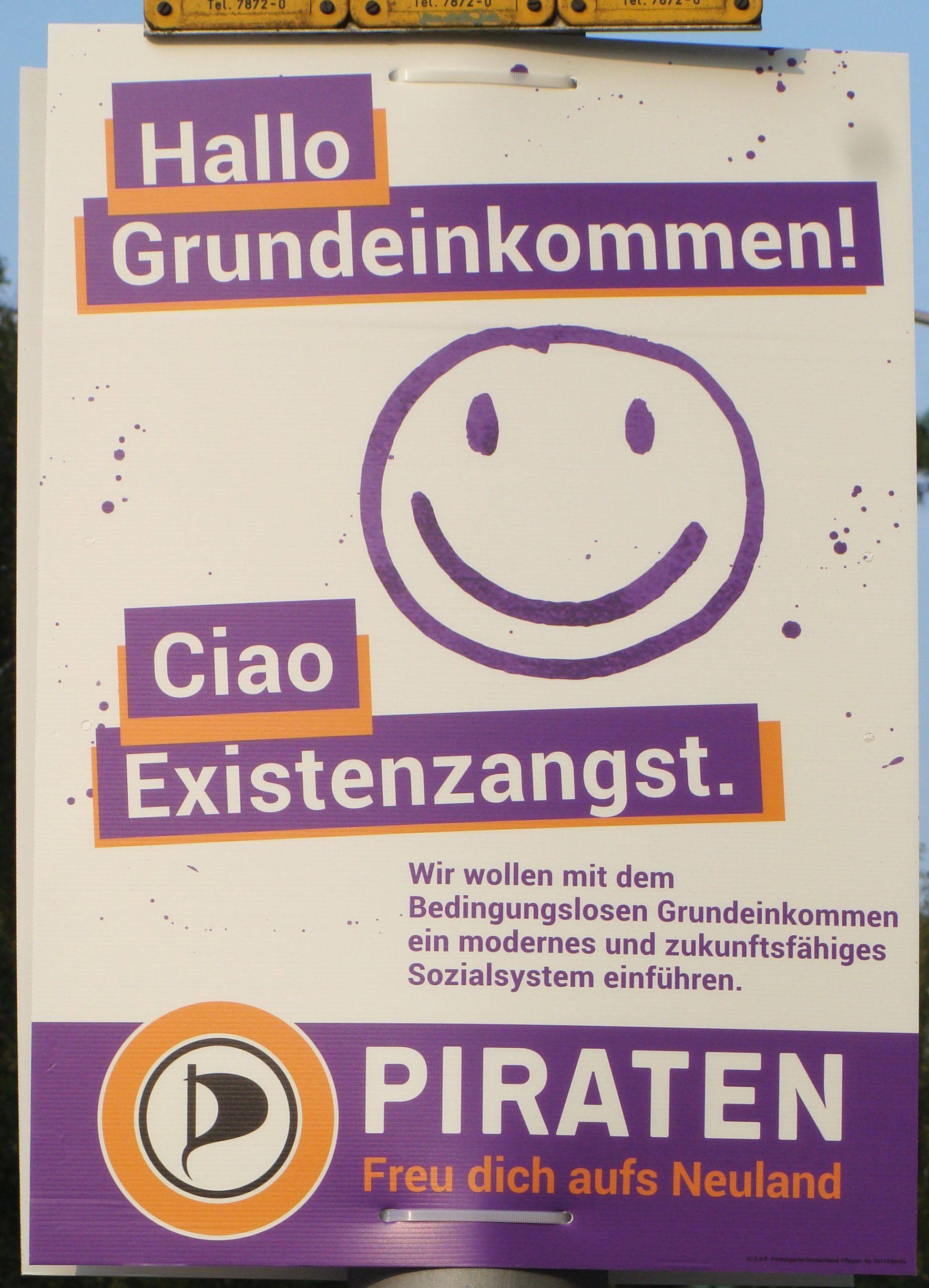 Piraten / BGE